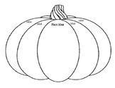 Main Idea Pumpkin