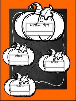 Main Idea Pumpkins