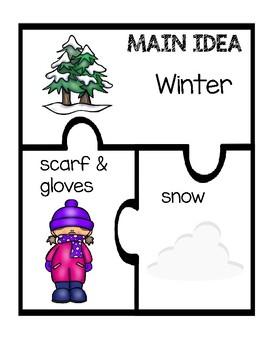 Main Idea Puzzle