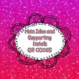 Main Idea QR Codes