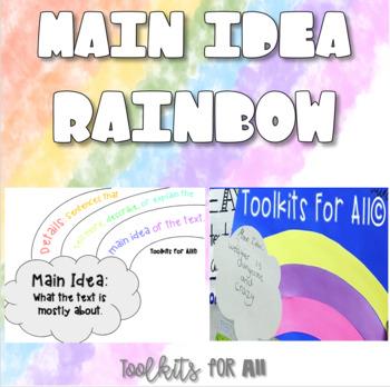 Main Idea Rainbow