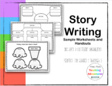 Story Writing - Sample Worksheets and Handouts