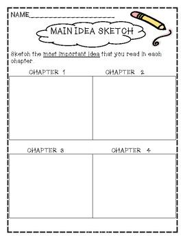 Main Idea Sketch
