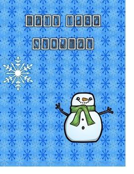 Main Idea Snowman