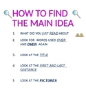 Main Idea Strategies