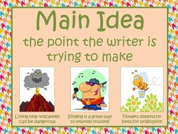 Main Idea & Summary Powerpoint