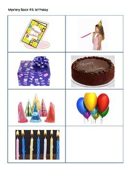 Main Idea Supplemental Activities