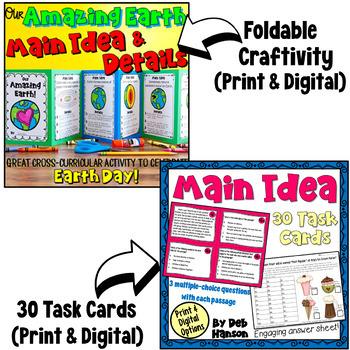 Main Idea Bundle (grades 4-6)