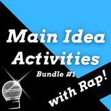 Main Idea & Supporting Details Passages & Activities Nonfi