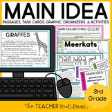 Main Idea: 3rd Grade