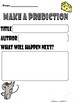 Main Idea, Supporting Facts, Prediction, Deduction