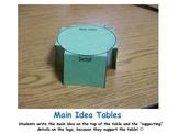 Main Idea Table FREEBIE!!!!