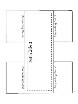 Main Idea Table Sort (Differentiated)
