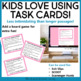 Main Idea Task Card Bundle