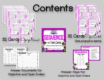 Sequence Task Cards