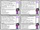 Main Idea Task Cards