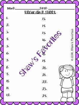 Main Idea Task Cards {2nd-3rd Grade}