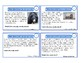 Main Idea Task Cards Guided Reading Level I  (Lexiles 300-349)
