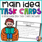 Main Idea - Non Fiction Task Cards