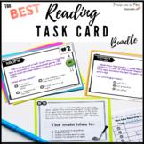 Main Idea Task Cards | Printable Main Idea Games