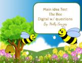 Main Idea Test (The Bee)-Digital