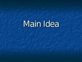 Main Idea-Turning Technologies