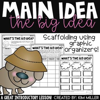 Main Idea: What's the BIG Idea?