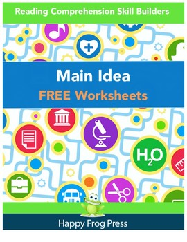 Main Idea Worksheets