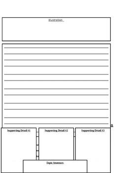 Main Idea Writing Application