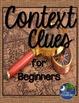Main Idea Context Clues Bundle