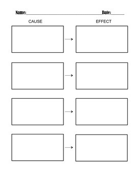 Graphic Organizer Pack