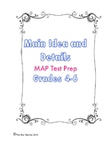 Main Idea and Detail MAP practice