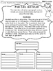 Main Idea and Detail Reading Comprehension FREEBIE