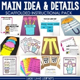 Main Idea and Details Activities