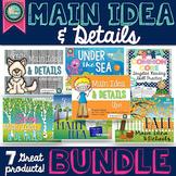 Main Idea and Details Bundle