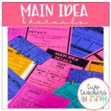 Main Idea and Details Bundle