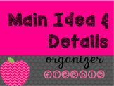 Main Idea and Details FREEBIE