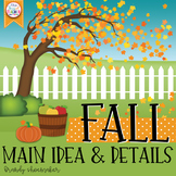 Main Idea and Details Fall
