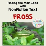 Main Idea and Details- Frogs