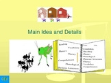 Main Idea and Details Interactive Lesson