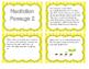Main Idea and Details Passages