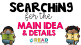 Main Idea and Details Practice (Common Core)