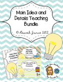 Main Idea and Details Teaching Bundle