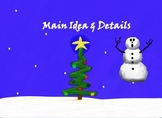 Main Idea and Details : Winter & Animal Powerpoint