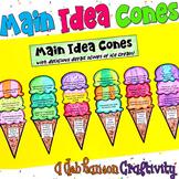 Main Idea Craftivity