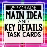 Main Idea and Key Details (Fiction & Nonfiction) Toothy® Task Kits