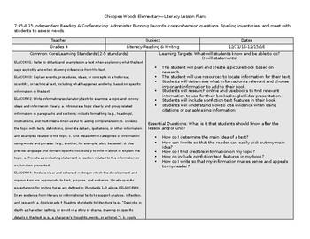 Main Idea and Research Intro