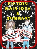 Main Idea and Summary Fiction Lesson Plan