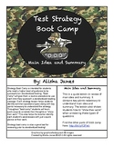 Main Idea and Summary Strategy Boot Camp