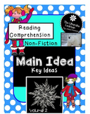 Main Idea and Supporting Details 2nd and 3rd Grade